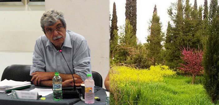 Ερώτημα Λ. Μαγιάκη προς δημοτική Αρχή Αμαρουσίου για το Δάσος Συγγρού