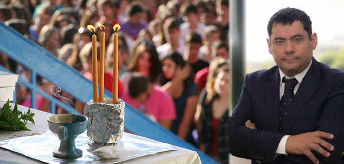 Τ. Μαυρίδης: Θα είμαστε δίπλα στους μαθητές, στους εκπαιδευτικούς και στους γονείς τους σε όλη τη σχολική χρονιά