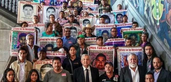 Μεξικό: Νέα έρευνα για την απαγωγή και δολοφονία 43 φοιτητών