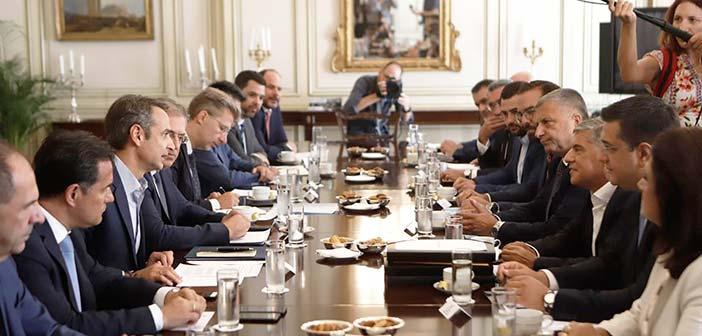 Γ. Πατούλης: Προτεραιότητά μας να καταστήσουμε την Περιφέρεια Αττικής περιφέρεια της ανάπτυξης