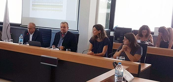 Διαπαραταξιακή συμμετοχή στο νέο προεδρείο και τις επιτροπές του Δήμου Ηρακλείου