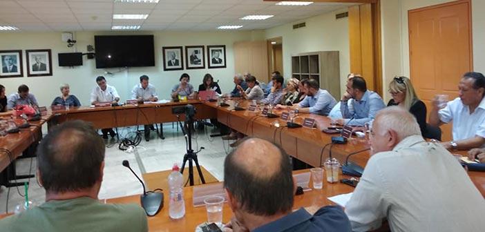Συνεδρίαση Δημοτικού Συμβουλίου Βριλησσίων στις 23 Οκτωβρίου
