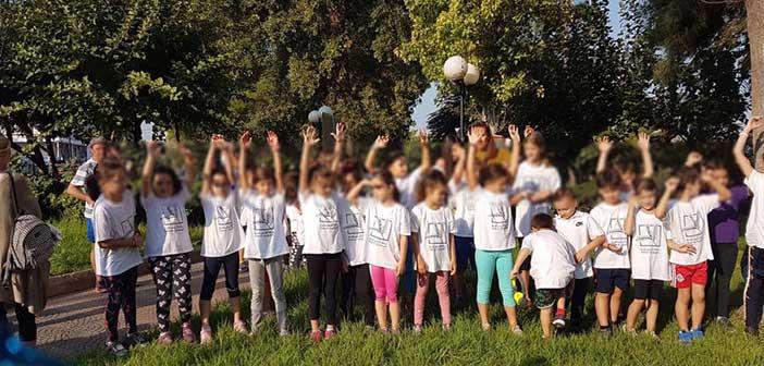Νέα Αρχή για την Αγία Παρασκευή: Συγχαρητήρια στα παιδιά που έλαβαν μέρος στον «1st Kids Tolerance Marathon»