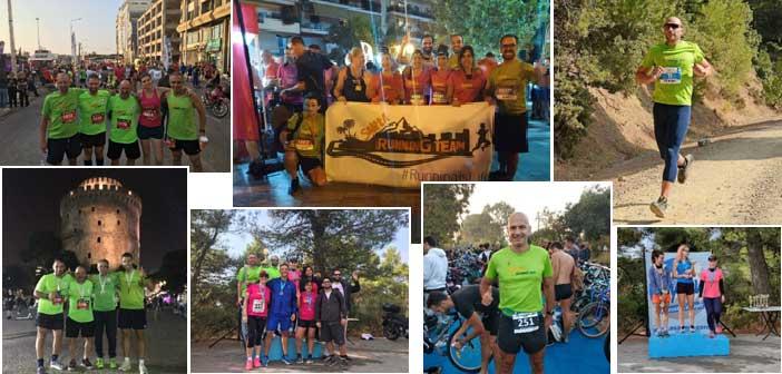 Η ομάδα του ΑΣΑΠ σε αγώνες βουνού, νυχτερινές διαδρομές στην πόλη και ημιμαραθώνιο
