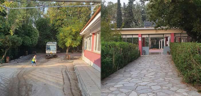 Κάθε εβδομάδα ο Δήμος Φιλοθέης – Ψυχικού καθαρίζει ένα σχολείο