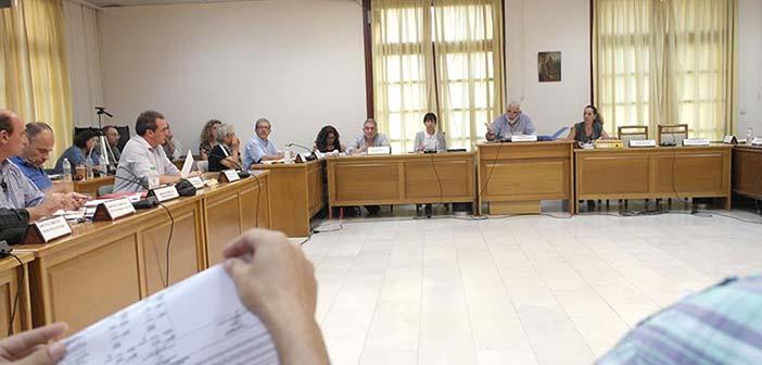 Συνεδρίαση Δημοτικού Συμβουλίου Πεντέλης τη Δευτέρα 25 Νοεμβρίου