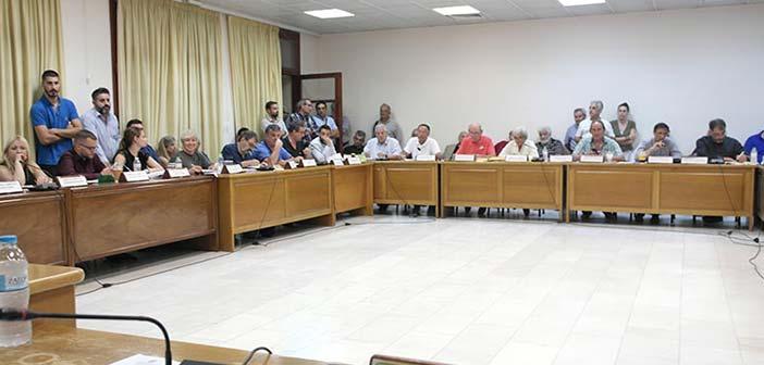 Συνεδρίαση Δημοτικού Συμβουλίου Πεντέλης στις 8 Οκτωβρίου