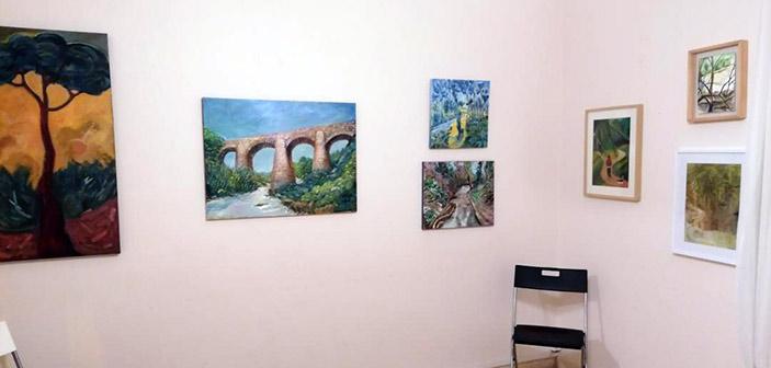 Η «ΑΡΓΩ» ξεκινά τη χρονιά της με την έκθεση ζωγραφικής για τη Ρεματιά Πεντέλης – Χαλανδρίου