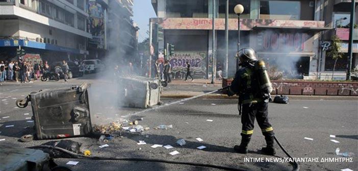 Γιατί δεν μπήκε η Αστυνομία στην ΑΣΟΕΕ μετά τα χθεσινά επεισόδια