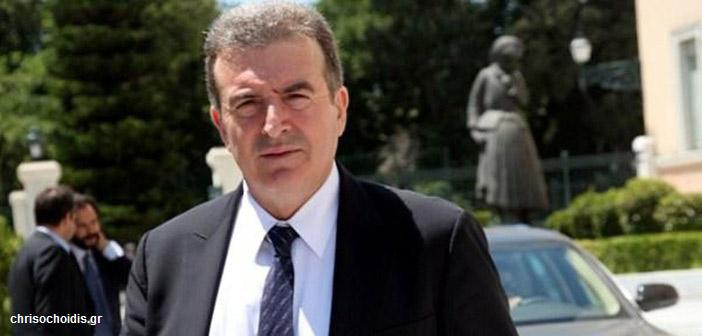 «Κόκκινο πανί» στον Δήμο Πεντέλης ο Μιχάλης Χρυσοχοΐδης