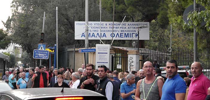Κ. Αρβανίτης και Α. Νεφελούδης στη σύσκεψη για την πτέρυγα Μπόμπολα – Ερώτηση 10 βουλευτών του ΣΥΡΙΖΑ