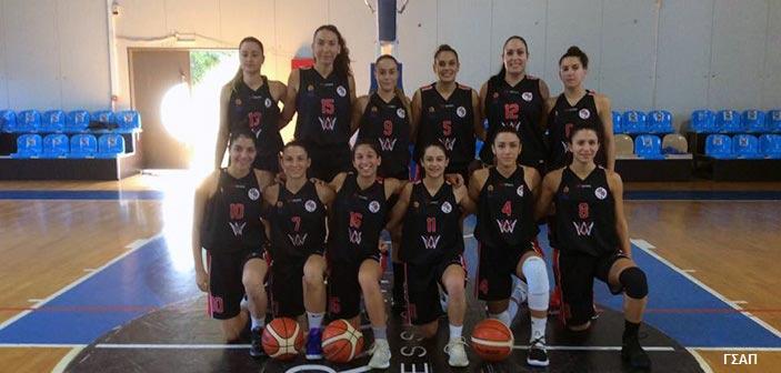 Α2 μπάσκετ Γυναικών: Νικηφόρο πέρασμα του Γ.Σ. Αγίας Παρασκευής από τη Χίο