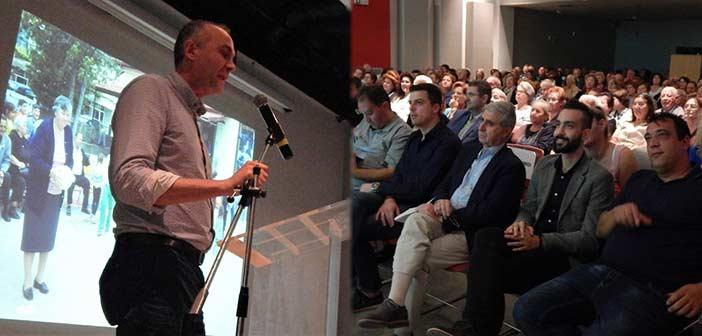 Μεγάλη ανταπόκριση στην εκδήλωση του Δήμου Μεταμόρφωσης για την Τρίτη Ηλικία