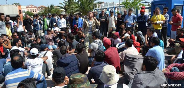 Μεταναστευτικό: 1.908 νέες αφίξεις στα νησιά σε μια εβδομάδα