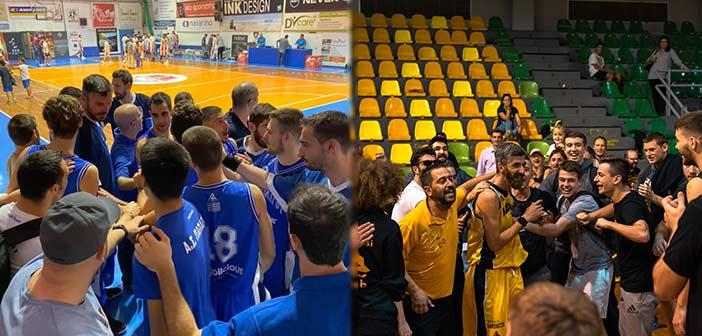 Β' Εθνική μπάσκετ: Νίκες για Παπάγου και Μαρούσι στην 4η αγωνιστική