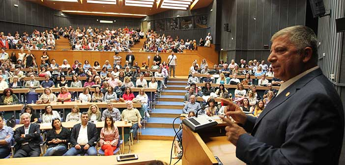 Γ. Πατούλης: Με συμμάχους τους εργαζόμενους θα δημιουργήσουμε μια Περιφέρεια πρότυπο σε λειτουργία και εξυπηρέτηση των πολιτών