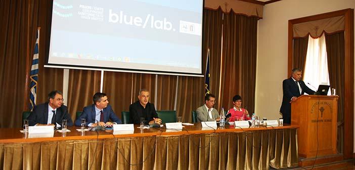Παρέμβαση Γ. Πατούλη σε ημερίδα για το Κέντρο Επιχειρηματικής Καινοτομίας για τη Γαλάζια Ανάπτυξη στον Πειραιά