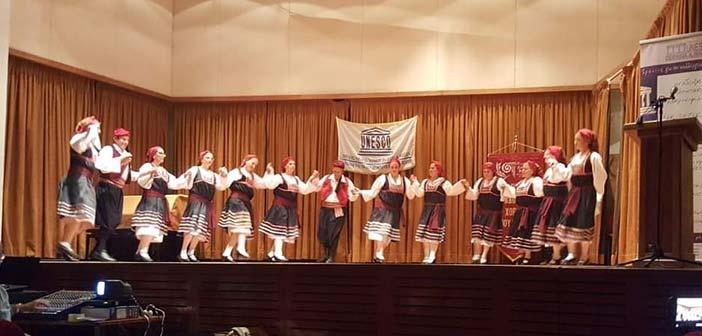 Στο 4ο Φεστιβάλ Παραδοσιακών Χορών Μυκόνου τμήμα παραδοσιακών χορών του Δήμου Κηφισιάς