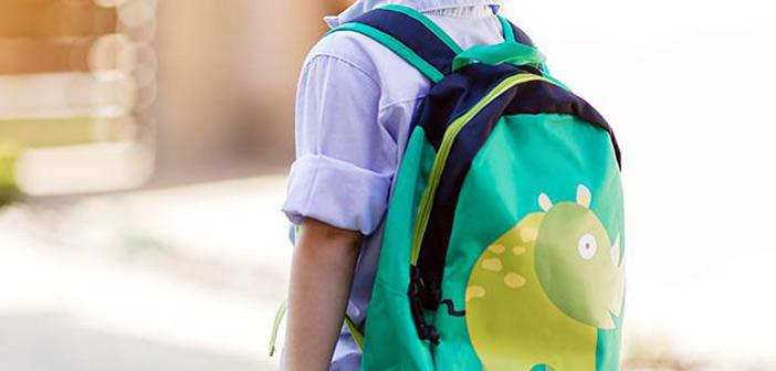 Σχολική τσάντα και επιπτώσεις στο μυοσκελετικό σύστημα των παιδιών