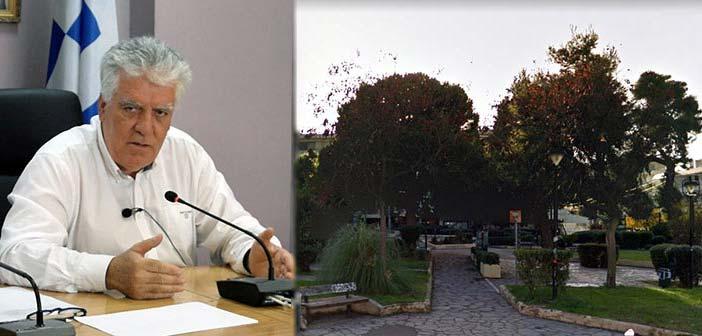 Β. Ζορμπάς: Μόνον τρεις εταιρείες έλαβαν μέρος στη δημοπράτηση για την πλ. Άι Γιάννη