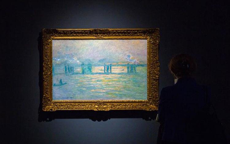 27,6 εκατ. δολάρια πωλήθηκε σπάνιος πίνακας του Μονέ