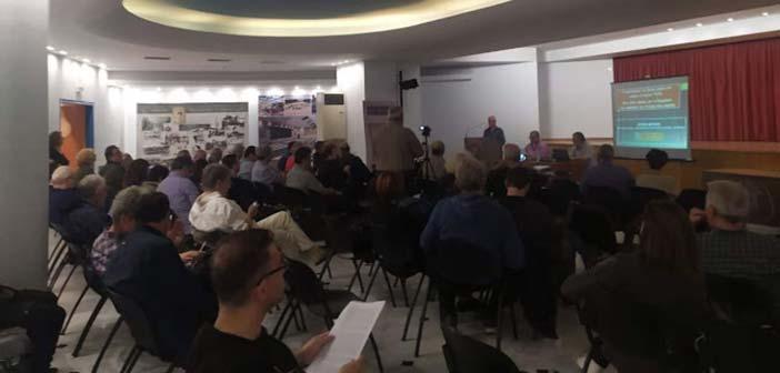 Η Συμμαχία Πολιτών για τη Μεταμόρφωση στη συνάντηση του Δυτικού Μετώπου για τη διαχείριση απορριμμάτων