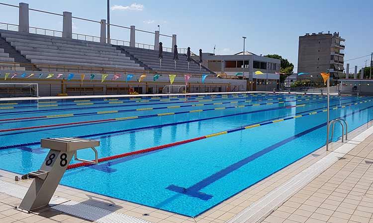 Αδειοδοτήθηκε το Δημοτικό Κολυμβητήριο Μεταμόρφωσης