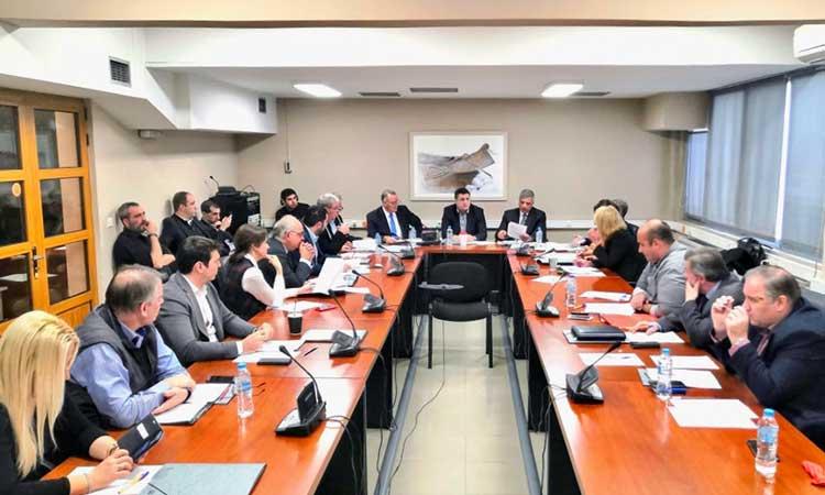 Συνεδρίαση Δ.Σ. ΕΝΠΕ στις 9 Ιανουαρίου