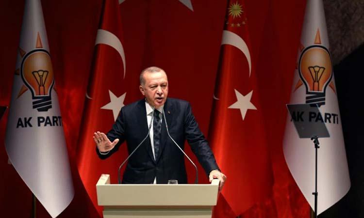 Αποχώρησε από εκδήλωση στην Τουρκία ο Έλληνας υφυπουργός Περιβάλλοντος, λόγω Ερντογάν