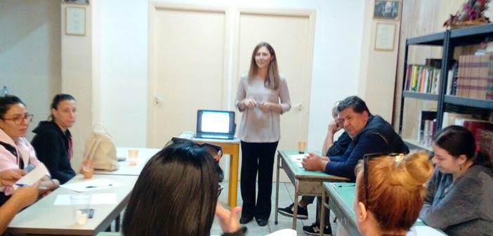 Δύο σεμινάρια αναζήτησης εργασίας πραγματοποιήθηκαν από το Κέντρο Κοινότητας Δήμου Κηφισιάς