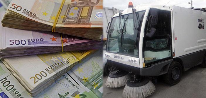 40 εκατ. ευρώ σε 266 Δήμους για αναβάθμιση των υπηρεσιών καθαριότητας