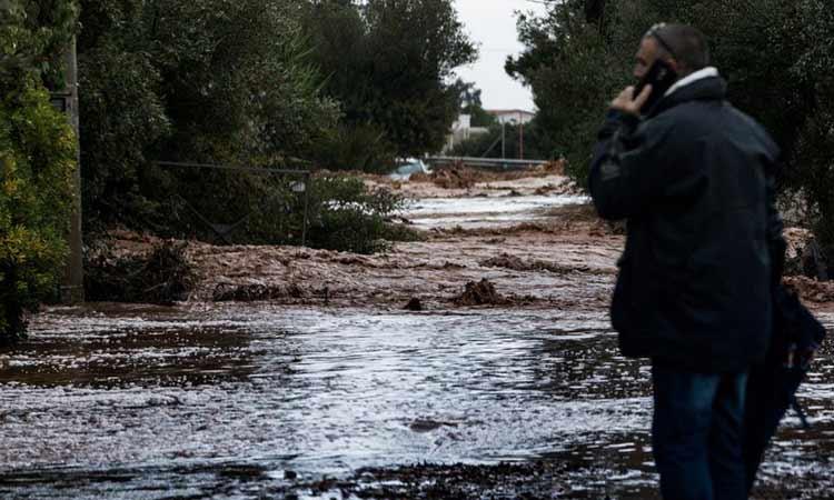 «SOS» από το Αστεροσκοπείο για «Γηρυόνη»: Έρχονται πολύ ισχυρές βροχές, καταιγίδες και θυελλώδεις άνεμοι