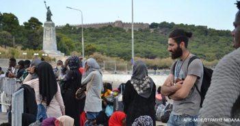 Frontex: Αύξηση μεταναστευτικών ροών 31% στα νησιά το δεκάμηνο 2019