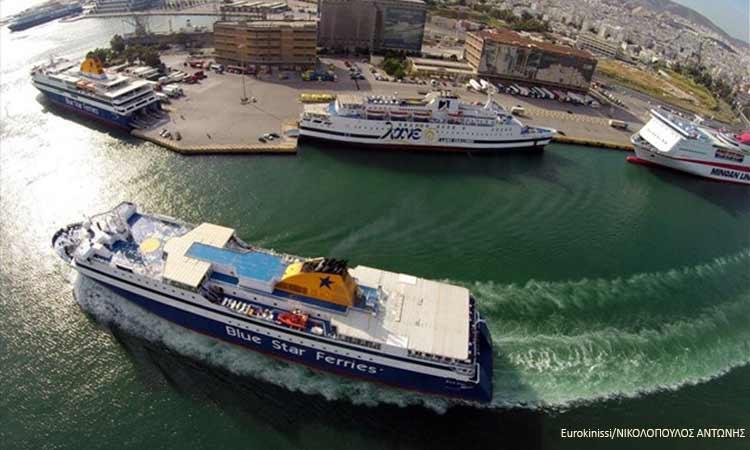Ελεγχόμενη εισροή υδάτων σε κενές δεξαμενές του «Βlue Star Naxos»