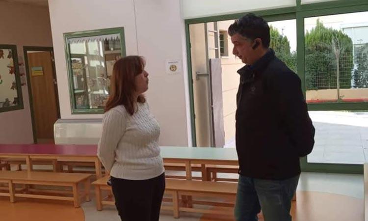 Δεν έχουν σημειωθεί προβλήματα στα σχολεία των Βριλησσίων μετά τον σεισμό της 27ης Νοεμβρίου