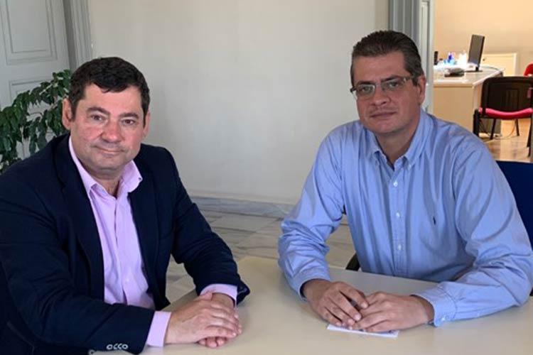Συνάντηση δημάρχου Λυκόβρυσης – Πεύκης & προέδρου Πράσινου Ταμείου για νέα έργα στην πόλη