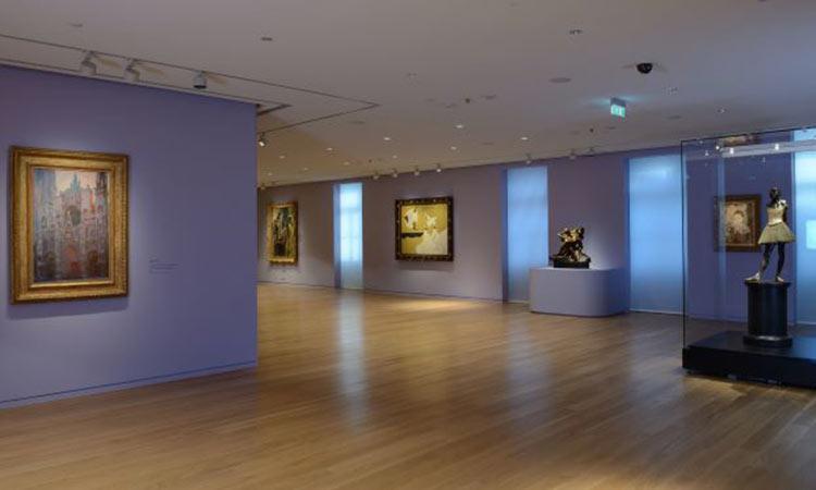 Ξενάγηση στο νέο Μουσείο του Ιδρύματος Β. & Ε. Γουλανδρή σε διοργάνωση του ΝΠΔΔ «Δ. Βικέλας»
