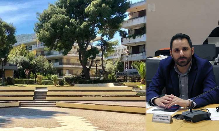 Αλ. Μουστόγιαννης: «Φίμωσαν» την πρότασή μας για την πλατεία Άη Γιάννη στο Δ.Σ. Αγ. Παρασκευής