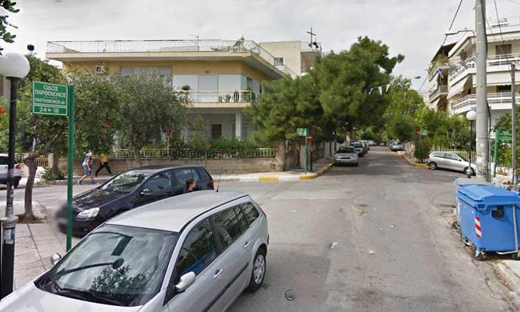 Διακοπή ρεύματος στην οδό Παρθενώνος στο Ηράκλειο Αττικής