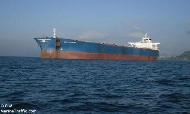 Φωτιά σε πλοίο στη Βραζιλία – Νεκρός ο Έλληνας πλοίαρχος