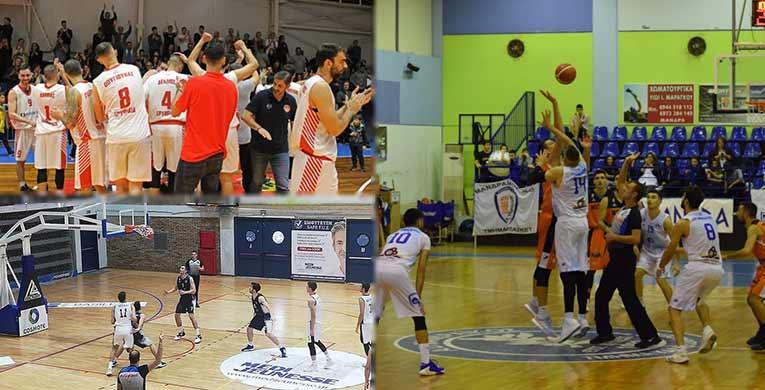Β' Εθνική μπάσκετ: Νίκες για Πανερυθραϊκό, Πεντέλη και ΚΑΟ Μελισσίων στην 7η αγωνιστική