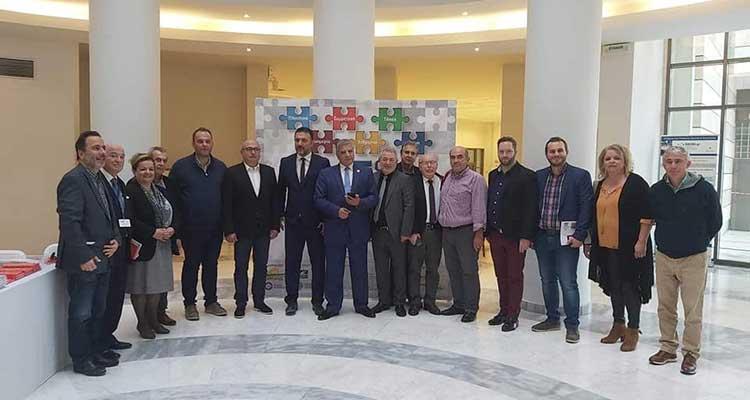 Επανεξελέγη πρόεδρος του ΕΔΔΥΠΠΥ ο Γιώργος Πατούλης