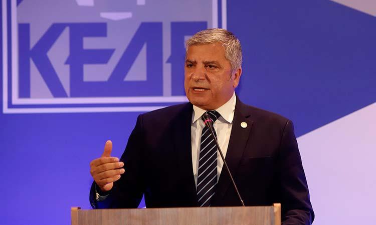 Γ. Πατούλης: Από το 2014 έως σήμερα καταφέραμε να κάνουμε την ΚΕΔΕ πιο δυνατή προς όφελος των πολιτών