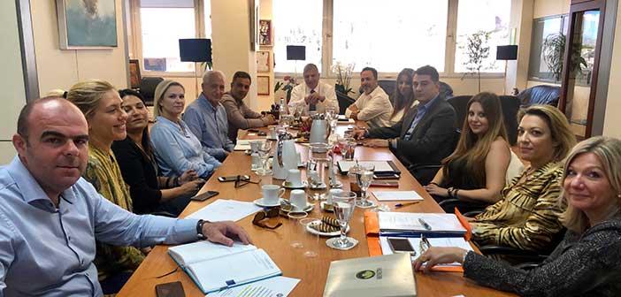 Γ. Πατούλης: Στρατηγικός μας στόχος η ανάπτυξη προγραμμάτων που θα αφορούν στην προστασία της υγείας των κατοίκων της Αττικής