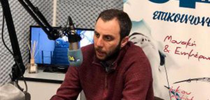 Γ. Πισιμίσης: Κανένα πλάνο από τη δημοτική αρχή Βριλησσίων για τη Ναυτική Βάση