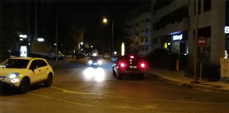 Σύλλογος Πολυδρόσου Αμαρουσίου: Παραβάσεις του ΚΟΚ στην οδό Φραγκοκκλησιάς