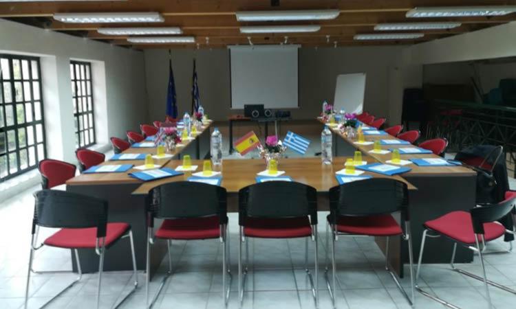 Ευρωπαϊκό πρόγραμμα ERASMUS+ στο 4ο Δημοτικό Σχολείο Πεύκης