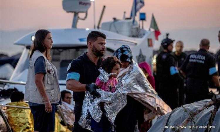 Λιμενικό: Άλλοι 435 πρόσφυγες-μετανάστες το τελευταίο 24ωρο στα νησιά
