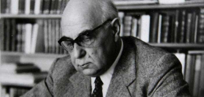 «Ο Σεφέρης και ο 2ος Παγκόσμιος Πόλεμος» στο Δημοτικό Ελεύθερο Πανεπιστήμιο Παπάγου – Χολαργού