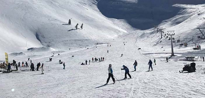 Ξεκίνησαν οι εγγραφές στον Χιονοδρομικό Αθλητικό Σύλλογο «Ο Υμηττός»